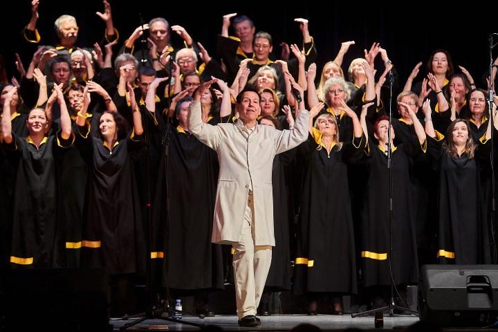 Benefiz Gospel Konzert 1. Dezember 2017