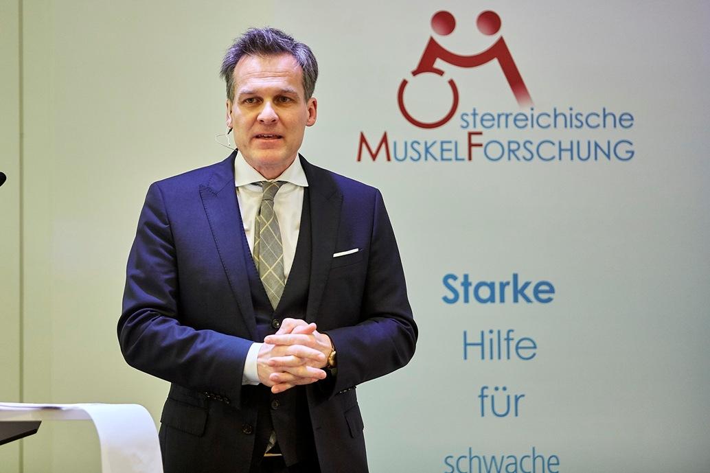 """Tagung """"UpDate Muskelforschung"""", 19. + 20. Jänner 2018, Wien"""