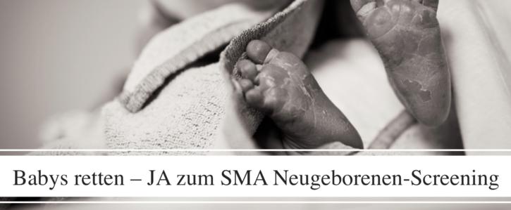 Muskelforschung unterstützt Petition zur Aufnahme von SMA ins Neugeborenen-Screening
