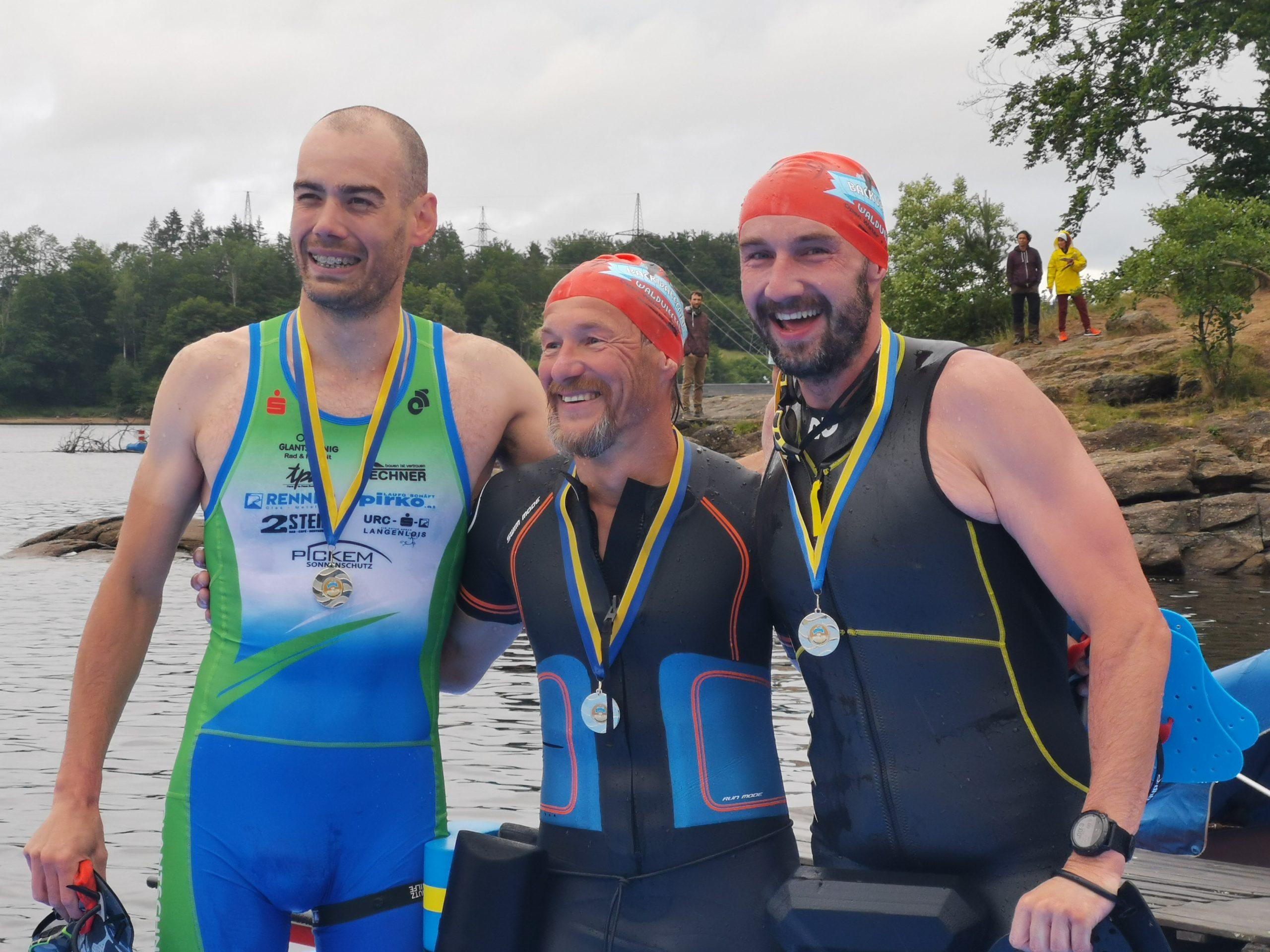 Charity SwimRun: Sportliche und musikalische Highlights für die Muskelforschung